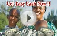 100 Guaranteed Cash Loans - Really Easy Approval Payday Loans