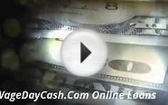 #1 Payday & Installment Loans $100 $5 Instant Deposit