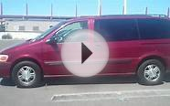 2005 Chevy Venture Van, offered with NO Credit Check