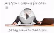 90 Day Loans For Bad Credit Sort Out Any Financial Need
