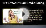 90 Day Loans With Bad Credit-Monetary aid To Tackle