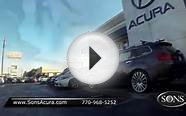 Acura Car Loans With No Credit Morrow, GA