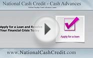 Apply For a Loan and Resolve your Financial Crisis Today