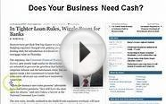 Apply For a Loan - Unsecured Business Loans - Small
