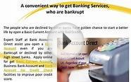 Apply for Basic Current Bank Account with No Credit Check