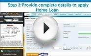 Apply HDFC Home Loan & get Instant e-Approval