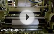 Automatic Cash Register Roll Making Machine With Online