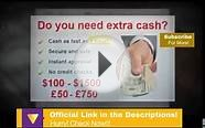 Bad Credit Cash Loans ! Cash Loans ! Get Up To $1 Fast !