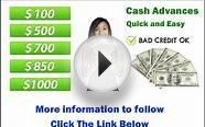 Bad Credit Loans 1# Bad Credit Loans Payday Advance