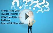 Bad Credit Mortgage Lenders BC Canada