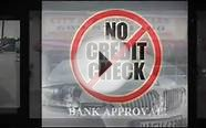 Bad credit, no credit check, car loans and financing