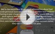 bad credit personal loans: Getting Personal Loans with Bad