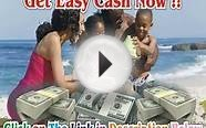 Blank Check Cash Advance - Really Easy Approval Payday Loan