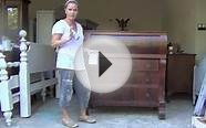 Blue Egg Brown Nest Annie Sloan Chalk Paint Tutorial #1