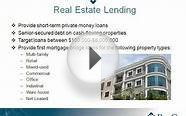 BlueCay Capital - Bridge Lenders, Commercial Loans, Hard
