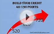 Build your personal credit score