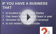 California Small Business Loan: Unsecured Small Business