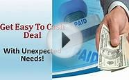 Canada Quick Cash Payday Loans