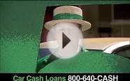 Car Cash Loans Commercial