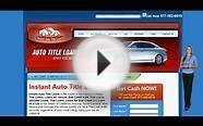 Car Title Loans Online Right Here!
