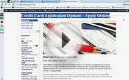 Cash Advance Credit Card - Blue Credit Card