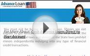 Cash Advance Loans Direct to Your Account