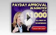 Cash Advance Online-Quick and Easy Form