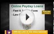 Cash Advance Payday Loan! Cash Advance Loans ! Get $1