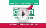 Check Into Cash Auto Loan Appraisal