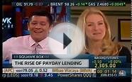 CNBC Segment on Pawn and Payday Loan Industry