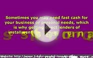 Direct Lenders Of Installment Loans