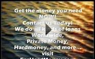 EASY HARD MONEY LOANS