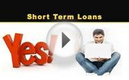 Easy To Approach Desire Financial Short Term Loans For Bad