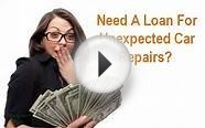 Emergency Auto Repair Cash Loan Call 1--496-1575