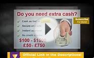 Fast Cash Loans ! Cash Loans ! Get Up To $1 Fast !