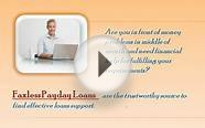 Fast Cash Loans- Immediate Funds Sanctioned During Some
