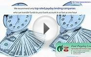 Fastpaydayloans.mobi, no credit check loans specially for