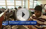 Fed sees bleak outlook for long-term student loan debtors