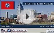FHA Loan Limits in Nashville TN