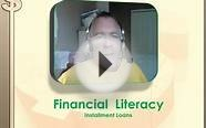 Financial Literacy - Installment Loans: 8th grade math