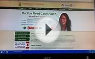 Florida Payday Loans - Florida Cash Advance