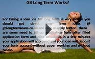 GB Long Term Payday Loans - Cash with people on benefits