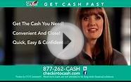 Get Cash Fast - Check Into Cash