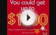 Get Cash Now-Payday Advance-$1500-get Now-low Interest Rates