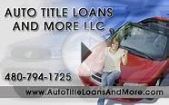 Get Fast Cash From Professional Title Loan Company