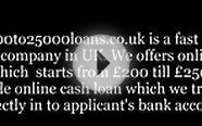 Get Fast Small Loans in UK