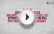 Get Instant Loan Approval, Canada Personal Loans, Apply