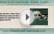 Get One of Our No Fax 1 Hour Cash Advance Loans