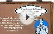 Get Rid Of Your Financial Crisis with No Credit Check