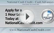 Getting an Online One Hour Loan